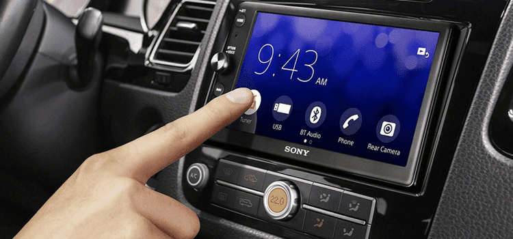 sony android auto review