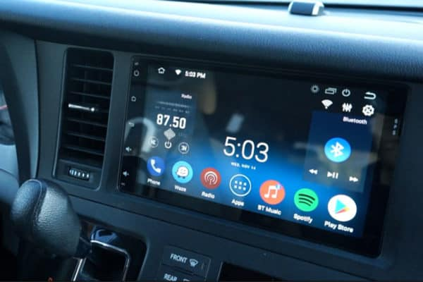best android head unit