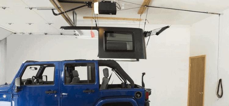 Best Jeep Hardtop Hoist 2018