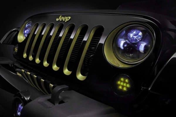 Best LED Lights for Jeep Wrangler JK
