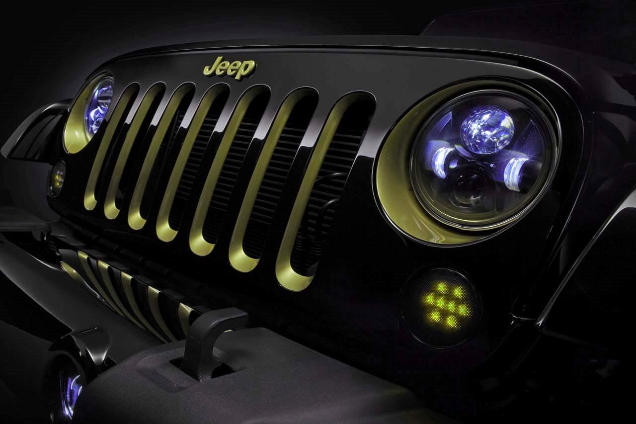 Best LED Lights for Jeep Wrangler JK