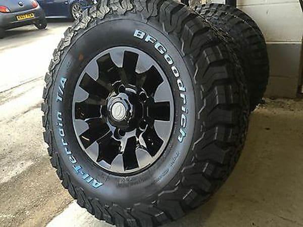 Mud-Terrain-Tires