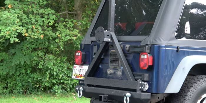 Tire Carrier Review