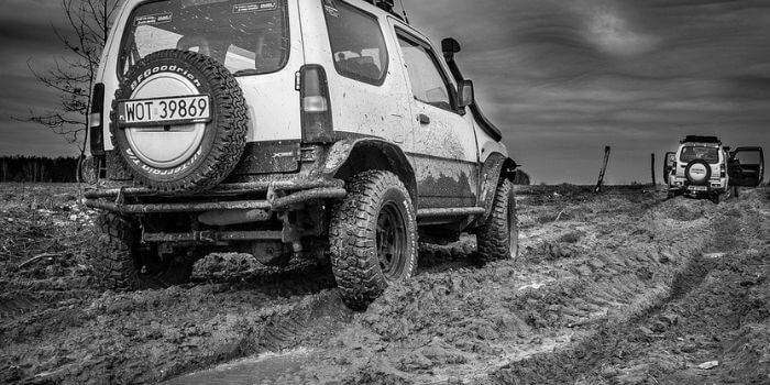 What Are Mud Tires