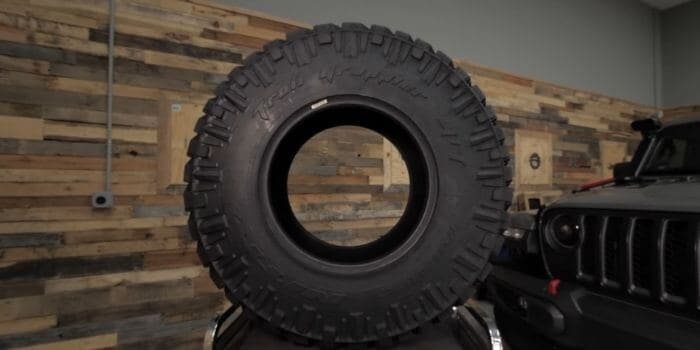 BFG KM2 vs Nitto Trail Grappler