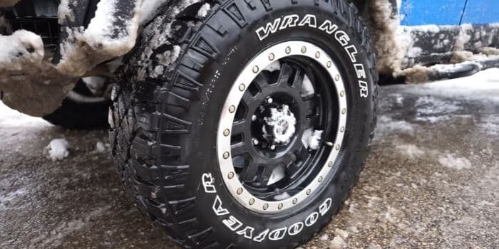 Goodyear Duratrac Tire