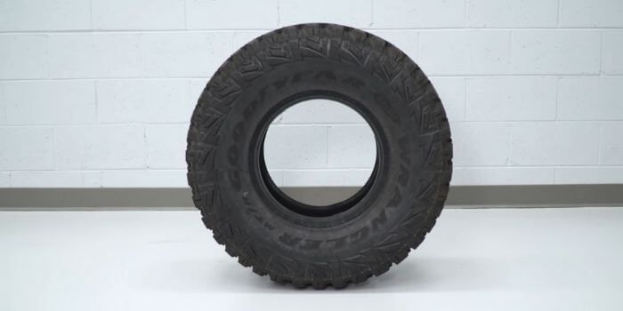 Goodyear MTR Kevlar Tire review