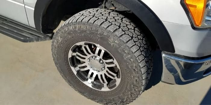How do sand tires work