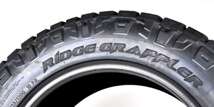 Recommended Ridge Grappler Tires to Buy