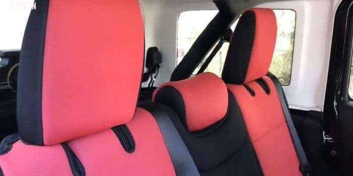 Smittybilt Seat Covers