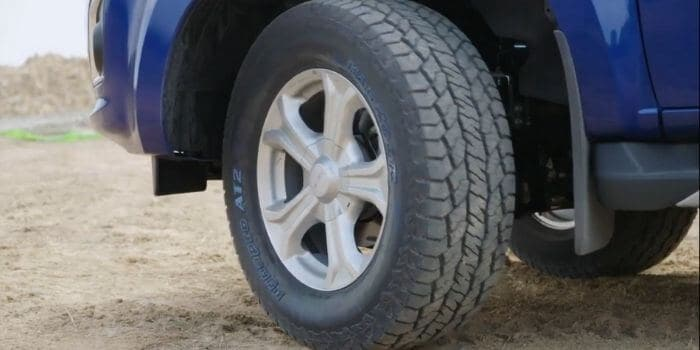 Hankook Dynapro AT2 RF11 all_ Terrain Radial Tire