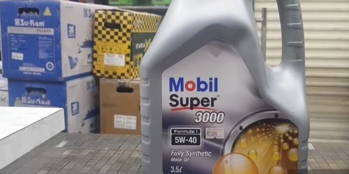 Recommended 5W40 Motor Oil to Buy