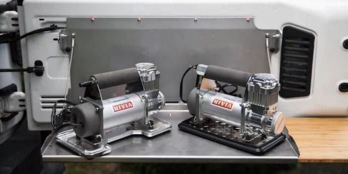 Viair vs. Smittybilt Compressor
