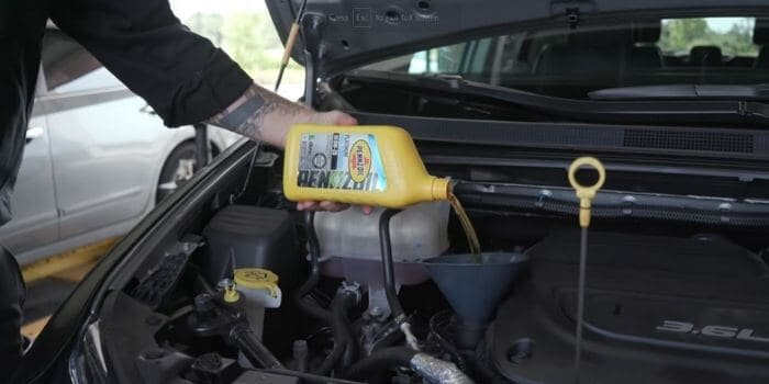 Recommend Pennzoil Motor Oil to Buy