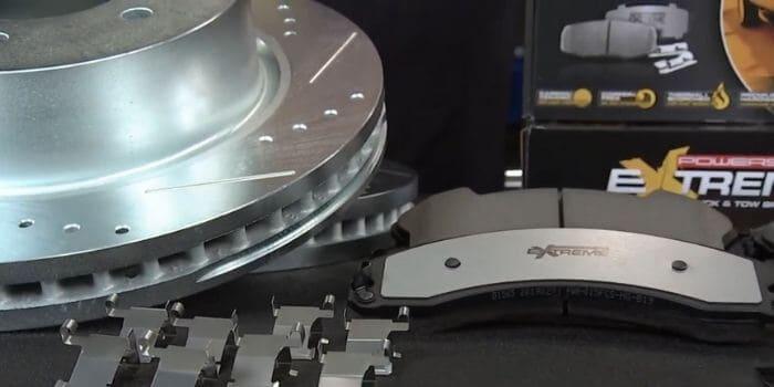 Rotor and Brake Pad Material