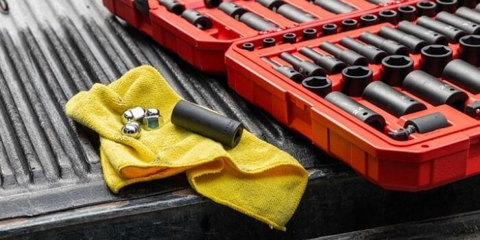 Types of Torque Wrench