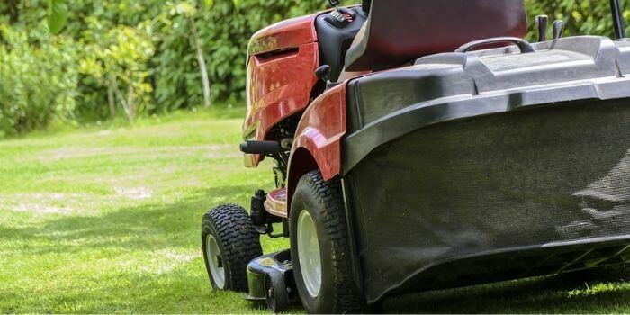 lawn tractor Tire Design