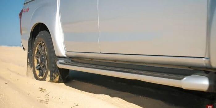 Advantages of Sand Tires