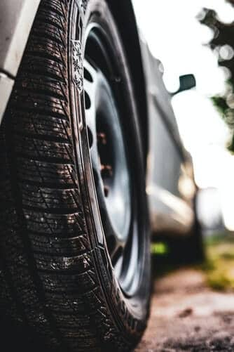 Bigger Than Usual Tires