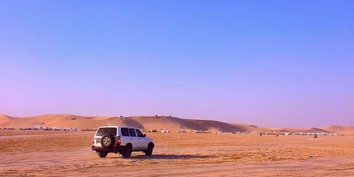 Sand Driving Tricks