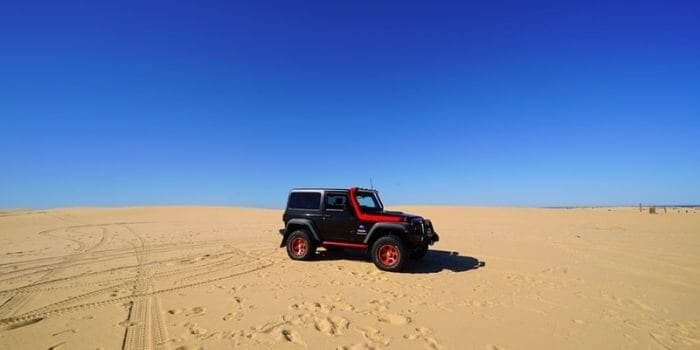 Should You Consider Mud Tires on Sand Driving