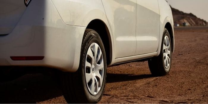 Michelin All Terrain Tires vs. BF Goodrich