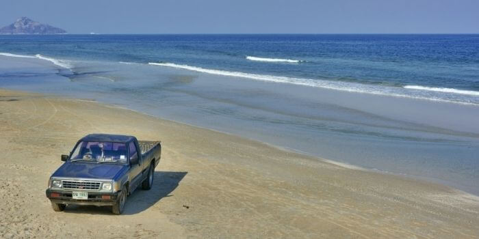 Should You Turn Traction Control Off in Sand