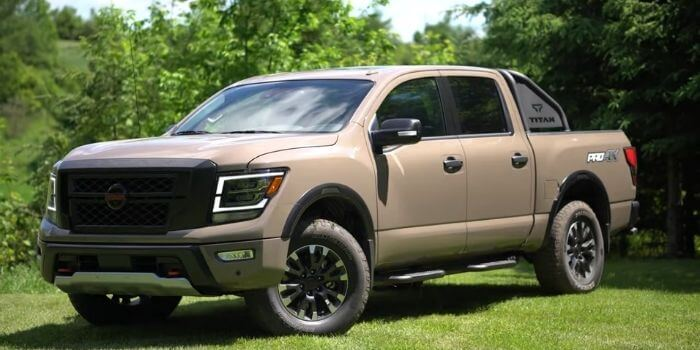 Will 35 Inch Tires Fit Stock Nissan Titan