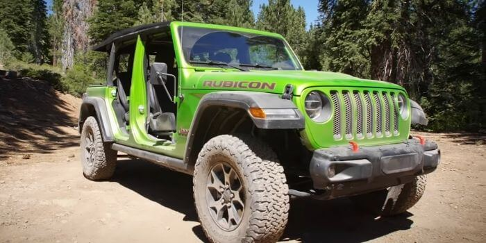 Will 35 Inch Tires Fit on a Stock Jeep Wrangler